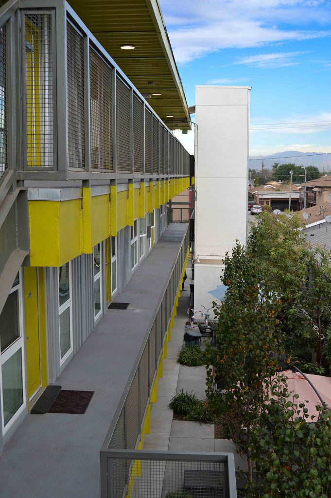 Modular Solution for Affordable Housing. Due to footprint and speed modular elevators are the best solution for affordable housing.